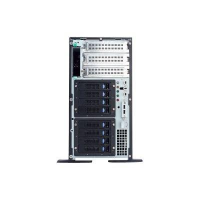 Chenbro America SR10769-C0 SR107 - Tower - SSI EEB - SATA/SAS - hot-swap - no power supply ( ATX / PS/2 ) - USB