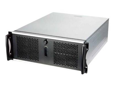 Chenbro America RM41300 FS81 RM41300 Rack mountable 4U extended ATX no power supply ATX PS 2 USB