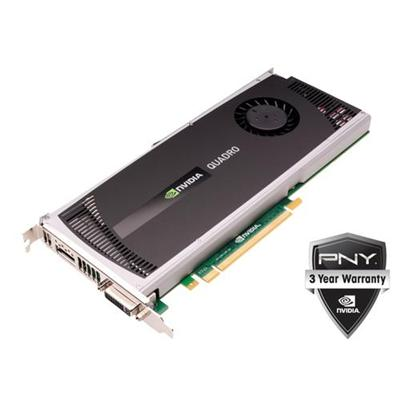 NVIDIA Quadro 4000 for Mac 2GB GDDR5 PCIe Graphics Card