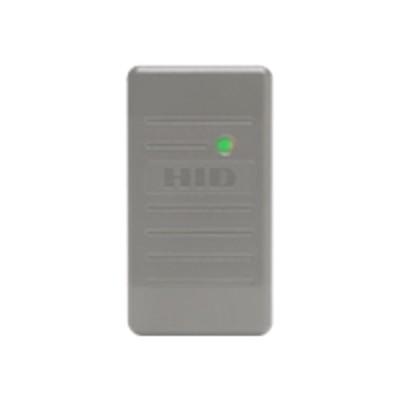 HID 6005BGB00 ProxPoint Plus 6005 - RF proximity reader - SIA 26-bit Wiegand - classic charcoal gray