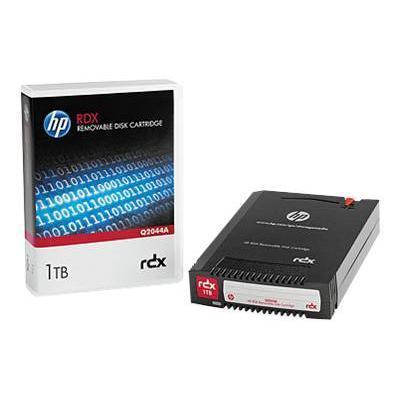 Hewlett Packard Enterprise Q2044A RDX - RDX - 1 TB / 2 TB - for StorageWorks RDX Removable Disk Backup System DL Server Module