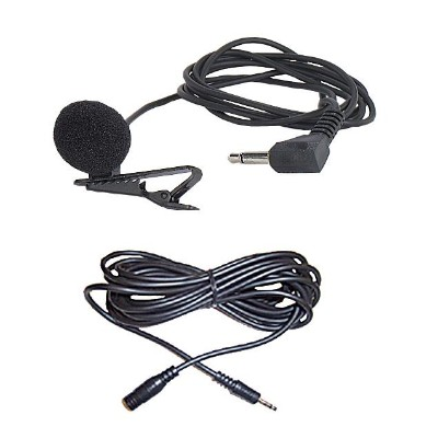 AmpliVox Sound Systems S2030 Lapel Mic