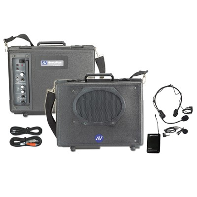 AmpliVox Sound Systems SW222 Wireless Audio Portable Buddy
