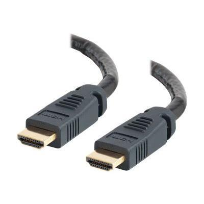 Cables To Go 41192 Pro Series 35ft Pro Series HDMI Cable - Plenum CMP-Rated - HDMI cable - HDMI (M) to HDMI (M) - 35 ft - shielded - black