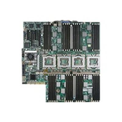Super Micro MBD-X8QB6-F-B SUPERMICRO X8QB6-F - Motherboard - LGA1567 Socket - 4 CPUs supported - i7500 - 2 x Gigabit LAN - onboard graphics