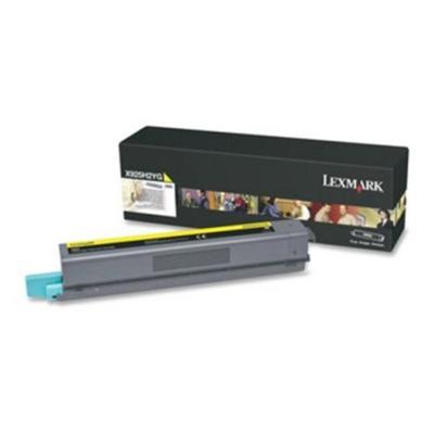 Lexmark X925H2YG High Yield Print Cartridge High Yield yellow original toner cartridge for X925de 925de 4 925dte