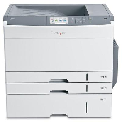 Lexmark 24Z0056 C925dte - Printer - color - Duplex - LED - A3/Ledger - 600 dpi - up to 30 ppm (mono) / up to 30 ppm (color) - capacity: 1000 sheets - USB  Gigab