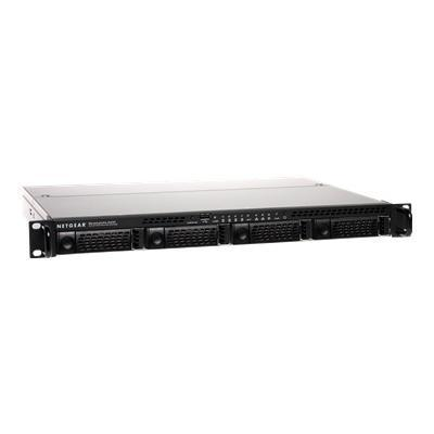 ReadyNAS 1500 - NAS - 4 TB - rack-mountable - Serial ATA-300 - HD 1 TB x 4 - RAID 0  1  5 - Gigabit Ethernet - 1U