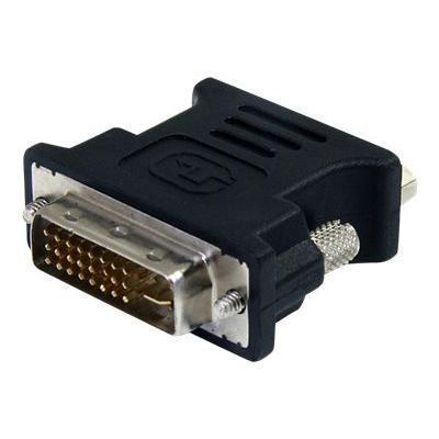 StarTech.com DVIVGAMFBK DVI to VGA Cable Adapter - Black - M/F - DVI-I to VGA Converter Adapter
