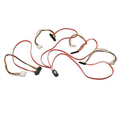 TrippLite S504-24N 24-inch Internal SAS Cable  4-Lane Mini SAS SFF-8087 to 4 x SFF-8482