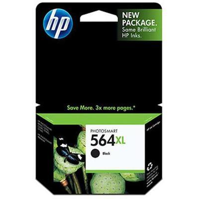 HP Inc. CN684WN 140 564XL 18 ml High Yield black original ink cartridge for Deskjet 35XX Photosmart 55XX 55XX B111 6520 65XX B211 75XX 75XX C3