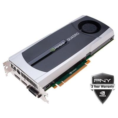 NVIDIA Quadro 6000 6GB GDDR5 PCIe Graphics Card