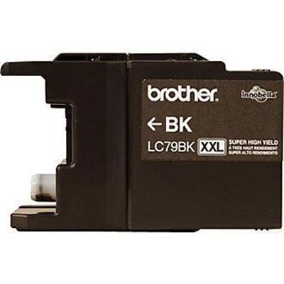 Brother LC79BK LC - Super High Yield - black - original - ink cartridge - for  MFC-J5910DW  MFC-J6510DW  MFC-J6710DW  MFC-J6910DW