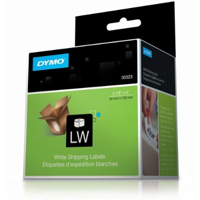 Dymo 30323 Self-Adhesive Labels for Label Makers