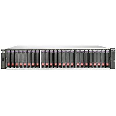 StorageWorks Modular Smart Array P2000 G3 SAS Dual Controller