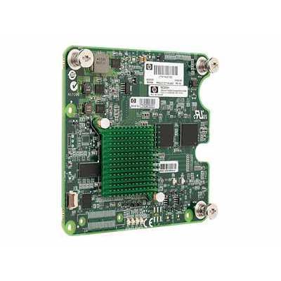 HP 613431-B21 NC553m - Network adapter - 10 GigE - 10GBase-KX4 - 2 ports - for Integrity BL860c i4  ProLiant BL460c G7  BL490c G7  BL620C G7  BL680c G7  BL685c