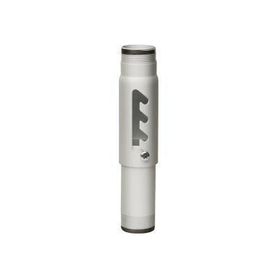 Peerless AEC006009-W AEC006009-W - Mounting component ( extension column ) for LCD / plasma / projector - steel  fused epoxy - white - ceiling mountable