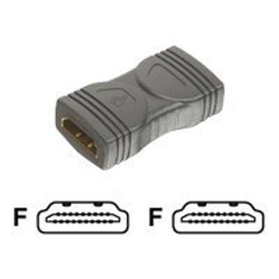 Iogear GHDCPLRW6 GHDCPLRW6 - HDMI coupler - HDMI (F) to HDMI (F)