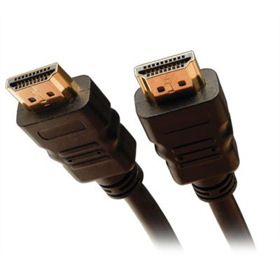 TrippLite P569-003 High Speed HDMI Cable with Ethernet  Digital Video with Audio (M/M)  3-ft.