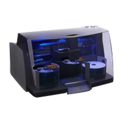 Primera 63508 Bravo 4102-Blu - CD/DVD/BD printer - color - ink-jet - 4800 dpi - capacity: 100 disks - USB