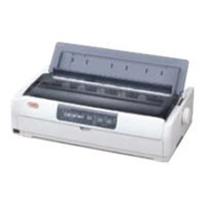 Oki 62433901 Microline 621 - Printer - monochrome - dot-matrix - 288 x 72 dpi - 9 pin - up to 700 char/sec - parallel  USB