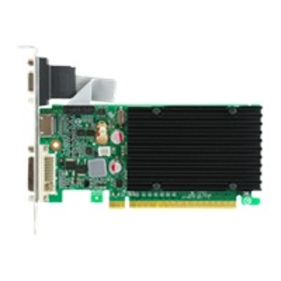 Evga 01G P3 1303 KR e GeForce 8400 GS Graphics card GF 8400 GS 1 GB DDR3 PCIe 2.0 x16 DVI D Sub HDMI
