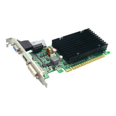 Evga 01G P3 1313 KR GeForce 210 Graphics card GF 210 1 GB DDR3 PCIe 2.0 x16 DVI D Sub HDMI