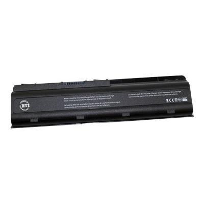 Battery Technology inc CQ-CQ62 Notebook battery - 1 x lithium ion 6-cell 4400 mAh - for Compaq CQ58 HP 13 14 15 17 2000 Pavilion 15 g4 G6 G7 Pavilion