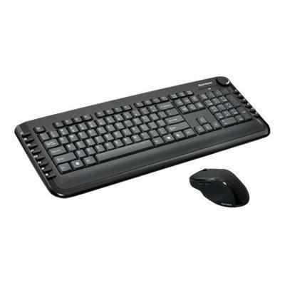 Gear Head KB5850W 2.4GHz Wireless Keyboard and Optical Mouse