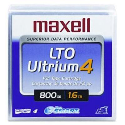 Maxell MAX183906 LTO Ultrium LTO-4 800GB (Native) / 1.6TB (Compressed)