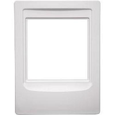 NuTone NF300RWH Indoor Remote Station Retrofit Frame - White