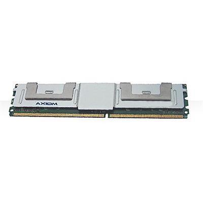 Axiom Memory AX2800F5S/2G DDR2 - 2 GB - FB-DIMM 240-pin - 800 MHz / PC2-6400 - CL5 - fully buffered - ECC
