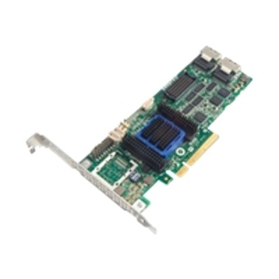 Adaptec 2270100-R RAID 6805 - Storage controller (RAID) - 8 Channel - SATA 6Gb/s / SAS 6Gb/s low profile - 600 MBps - RAID 0  1  5  6  10  50  JBOD  1E  5EE  60