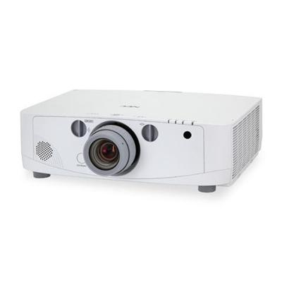 NP-PA550W-13ZL - LCD projector