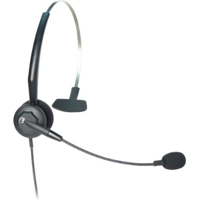 VXI Corporation 202792 Tria P DC Convertible Monaural Single Wire Headset