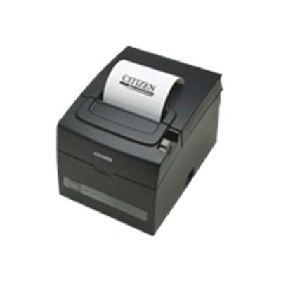 Citizen CT S310II U BK CT S310II Receipt printer two color monochrome thermal line Roll 3.15 in 203 dpi up to 378 inch min USB serial cutte