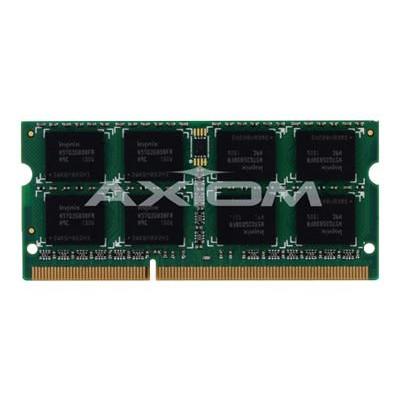 Axiom Memory A2038272-AX AX - DDR3 - 4 GB - SO-DIMM 204-pin - 1066 MHz / PC3-8500 - unbuffered - non-ECC - for Dell Latitude E4200  E4300  Precision Mobile Work