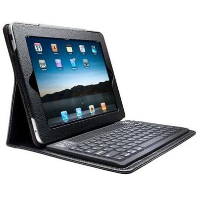 KeyFolio Bluetooth Keyboard Case for new Apple iPad (3rd generation)  iPad 2 & iPad