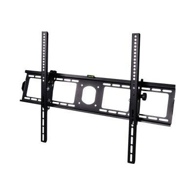 SIIG CE-MT0L11-S1 Universal Tilting TV Mount - Wall mount for LCD / plasma panel - cold-rolled steel - black powder coat - screen size: 42-70