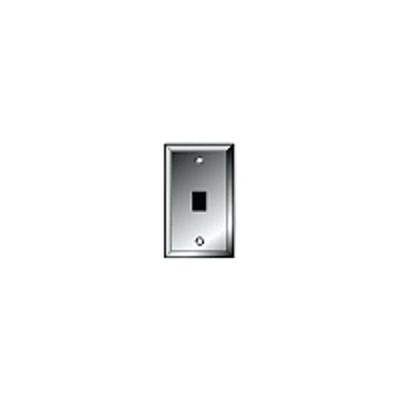Black Box WP370 Wall plate - 1 port