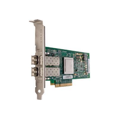 Cisco N2XX-AQPCI05= QLogic QLE2562 - Host bus adapter - PCIe 2.0 x8 - 8Gb Fibre Channel x 2 - for UCS C200 M2  C210 M2  C460 M1  C460 M2