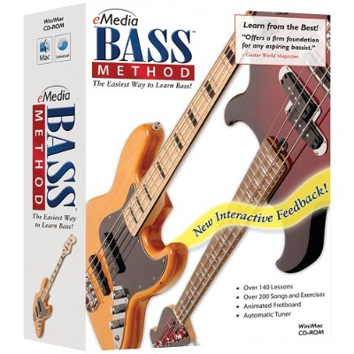 Emedia EG07103 Bass Method V2