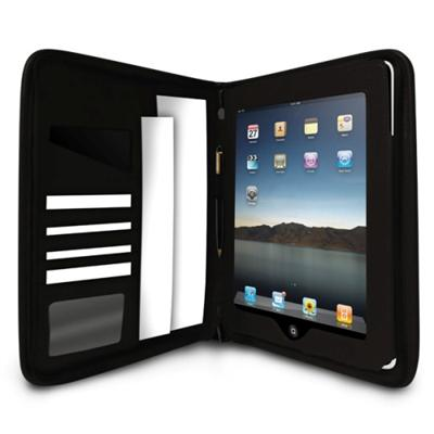 Buy Cheap Hip Street HSIPADCASEE1BK Ipad2 Leather Executive Case Black Wholesale