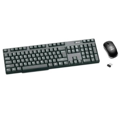 Pro Wireless 2.4GHz Optical Mouse Keyboard Combo Set