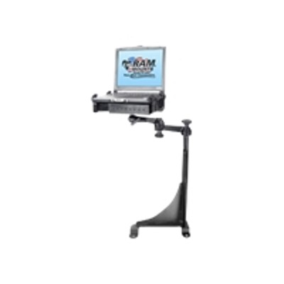 RAM Mounts RAM-VB-143-SW1 VEHICLE SYSTEM RAM-VB-143-SW1 - Notebook arm with tray