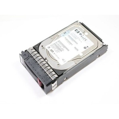 Hewlett Packard Enterprise 404712 001 Hard drive 146.8 GB hot swap Ultra320 SCSI 80 pin Centronics SCA 2 15000 rpm