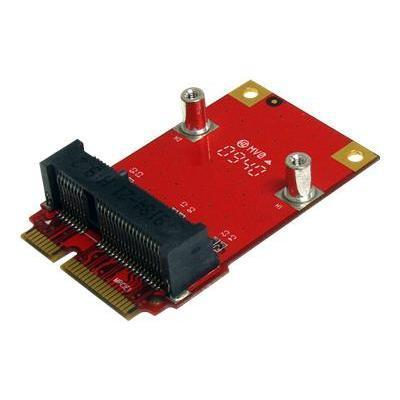 StarTech.com HMPEXADP Half Size to Full Size Mini PCI Express Adapter