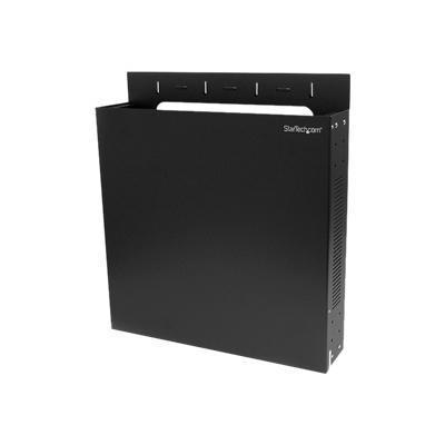 StarTech.com RK219WALVO 2U 19in Steel Vertical Wall Mountable Server Rack