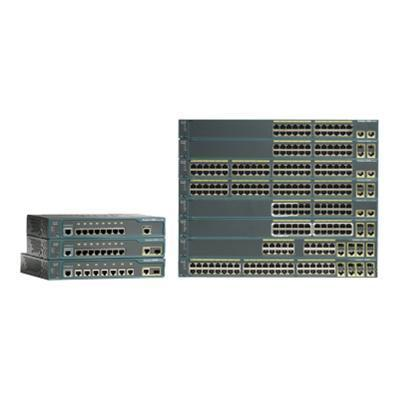 Cisco Ws-c2960-24pc-l-rf Catalyst 2960-24pc-l - Switch - 24 Ports - Managed - Rack-mountable