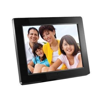 Aluratek ADMPF512F 12 inch Digital Photo Frame with 512MB Built-in Memory
